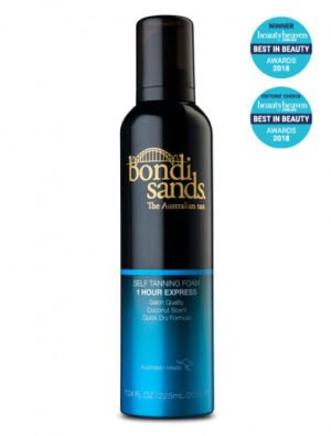Bondi Sands Express Self Tanning Foam.