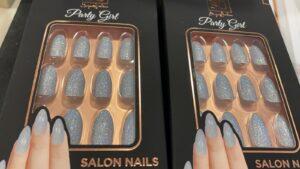SOSU Salon Nails Party Girl