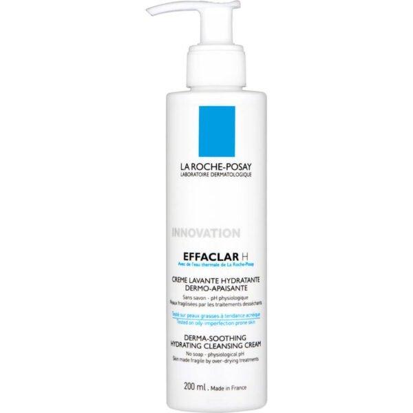 La Roche-Posay Effaclar H Hydrating Cleansing Cream (200ml)