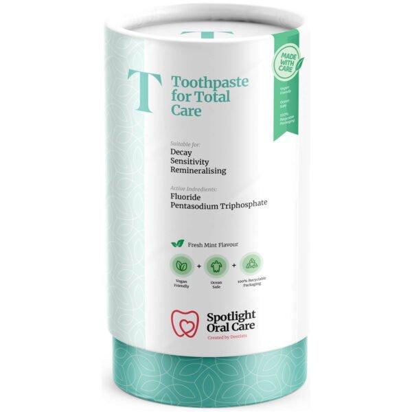 Spotlight Teeth White Paste Whitening Toothpaste Total Care