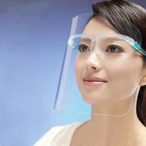 Waterproof and Anti-fog Face Shield Protective Virus Face Shield