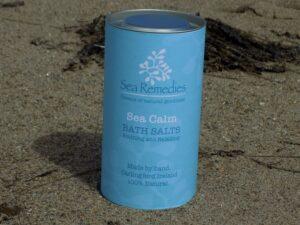 Sea Remedies, Sea Calm Bath Salts