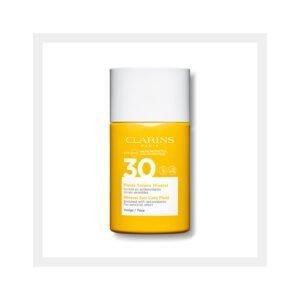 Clarins Mineral Facial Sun Care Liquid UVA/UVB 30