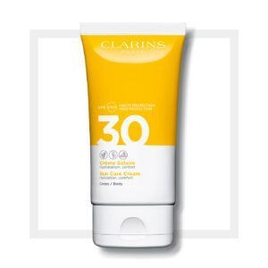 Clarins Sun Care Body Cream UVA/UVB 30