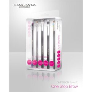 Blank Canvas Dimension Series + One Stop Brow Set