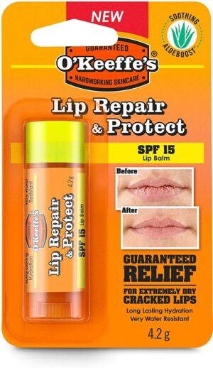 O'Keeffe's Lip Repair & Protect SPF 15
