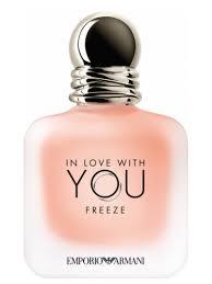 GIORGIO ARMANI - 'In Love with You Freeze' Eau de Parfum