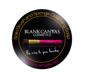 Blank Canvas Brush & Sponge Cleansing Soap