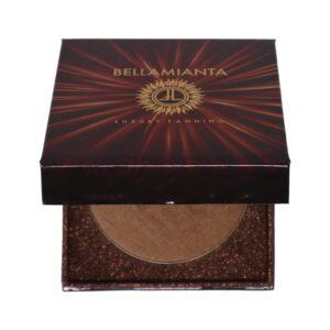 BELLAMIANTA SKIN PERFECTING ILLUMINATING BRONZING POWDER