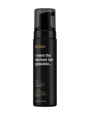 b.tan i want the darkest tan possible... Self Tan Mousse