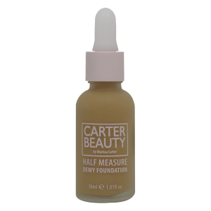 Carter Beauty Half Measure Dewy Foundation