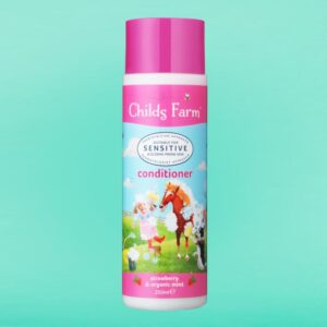 Childs Farm conditioner, strawberry & organic mint 250ml