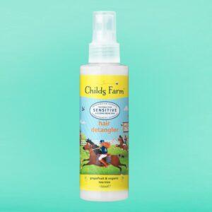 Childs Farm hair detangler, grapefruit and organic tea tree oil 150ml