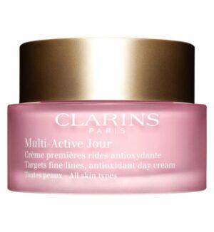 Clarins Multi Active Jour Moisturiser  All Skin Types