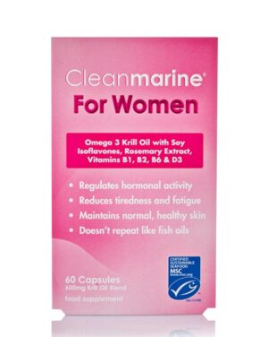 Cleanmarine For Women - 60 Caps