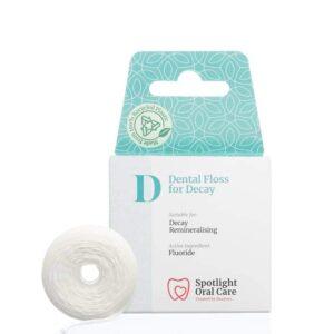 Spotlight dental floss