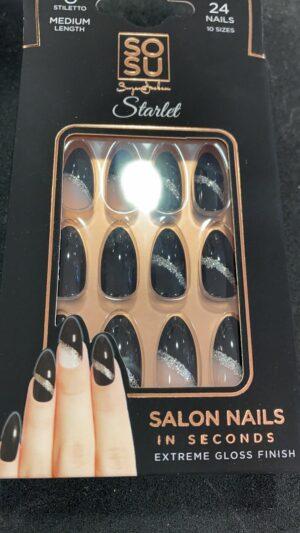 SOSU Salon Nails Starlet