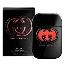 GUCCI - 'Gucci Guilty Black' Eau De Toilette For Her