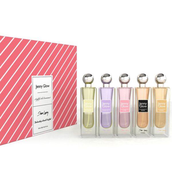 Jenny Glow Sheer Luxury 5 Piece Perfume Set