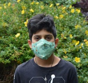 Kids - Assorted - Reusable Barrier Mask
