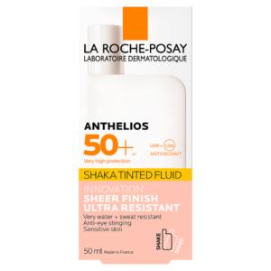 La Roche Posay Anthelios Shaka Ultra-Light Fluid Tinted SPF50+ 50ml