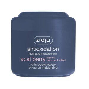 Ziaja Antioxidation Acai Berry Satin Body Mousse