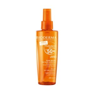 Bioderma Photoderm Bronz SPF 50+ Dry Oil