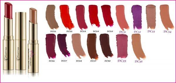 Flormar Deluxe Cashmere Lipstick