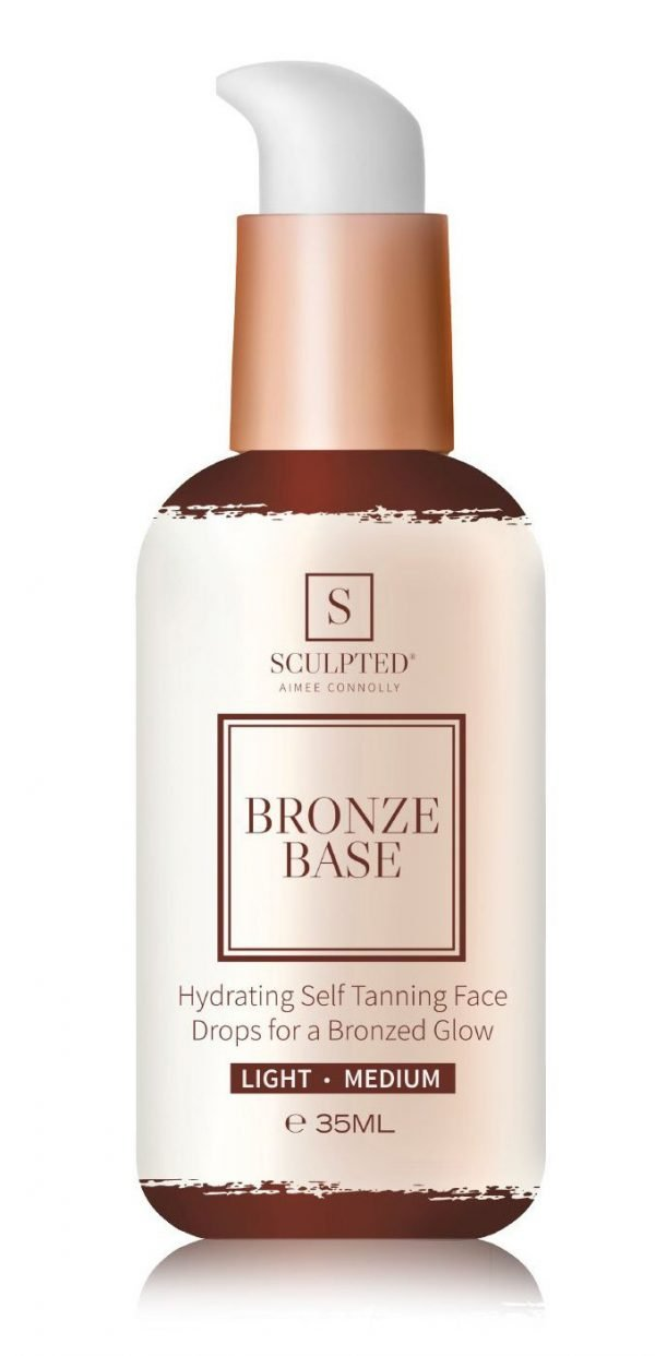 Sculpted by Aimee Connolly Bronze Base Hydrating Tan Drops