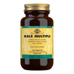 Solgar Male Multiple Tablets