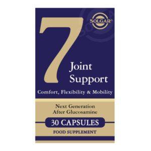Solgar 7 Vegetable Capsules