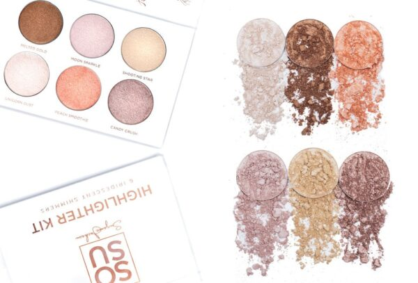 SoSu By Suzanne Jackson- Highlighter Kit