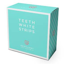 Spotlight Teeth White Strips 1 Hour Express