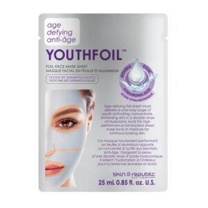Skin Republic Youthfoil Foil Face Sheet Mask