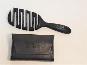 magic hairbrush